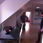 Kichen/dining room