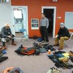 Gear check at IMCS