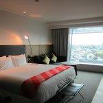 Premium luxury room- bed