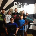 We escaped the agency!!!