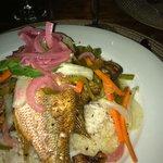 fabulous fish dinner!