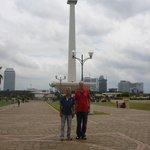 Impressive National Monument in Jakarta