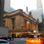 Grand Central Terminal (E. 42nd Street, eastbound towards the hotel].