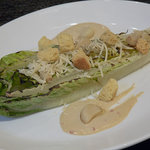 Grilled Caesar at Rafters
