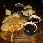 Cheese board - delicous