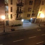 Street lights shine lights UP -- bad light pollution