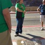 Our tour guide Jodi