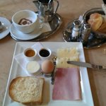 Savoy Breakfast