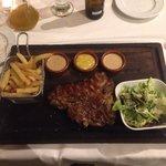 T-bone beef