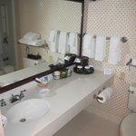 401 toilet table