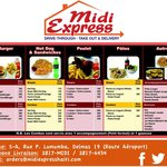 Choose from our Menu