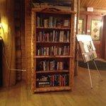 Bookcase in Main Building