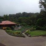view from Villa Lago