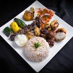 Mixed Grill Kobab