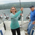 More lake trout