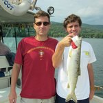 6 pound trout