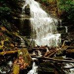 Upper Enota Falls