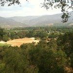 Overlooking Ojai
