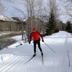 120 miles of groomed ski trails!
