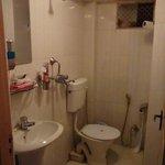 quirky bathroom