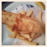 Barramundi Fish and Chips