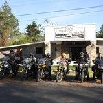 Entrada principal - BMW Moto Club Costa Rica
