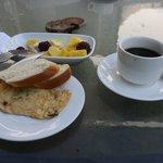 Desayuno Dia 1