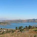 Scenic view enroute to Shillim
