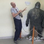 me and the Yeti