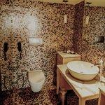 The bathroom @ #1727