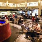 """Longitude"" The coffe lounge at ground floor"