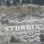 Sturgis without the Bikes