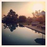 Infinity pool - Villa Mayurana