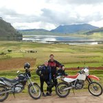 Tour en moto en el area de Cusco - Honda XR650L