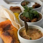Cape Malay Tasting Plate