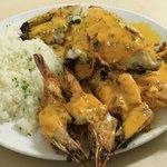 Chicken and Prawn Combo - Peri Peri