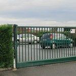 parking privé gratuit