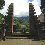 entry to temple complex