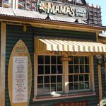 Mama's.. doesn't open until 11am..