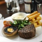 Fillet Steak Dish