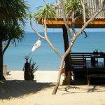 The beach at Lanta Miami