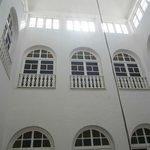 towering ceilings
