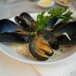 Tasmania mussels