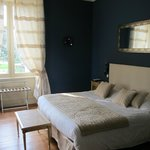 Beautiful double room within the Manoir itself