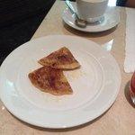 Pancakes from the a la carte menu!