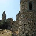 Castle at Grimaud Village