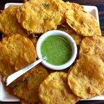 Delicious Crispy Bhajiya's