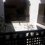 1st floor courtyard