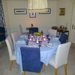 Middagsbordet
