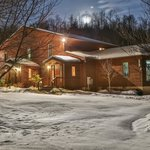 Full Moon at Elk River Inn 2014